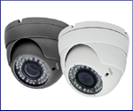 650 1000 Infrared1 Cameras: Indoor Domes