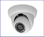 2 Mega Dome Cameras: Covert