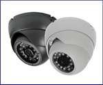 Infrared Dome 2 Cameras: Infrared Dome