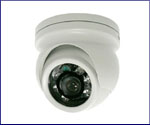 Infrared Dome 3 Cameras: Infrared Dome